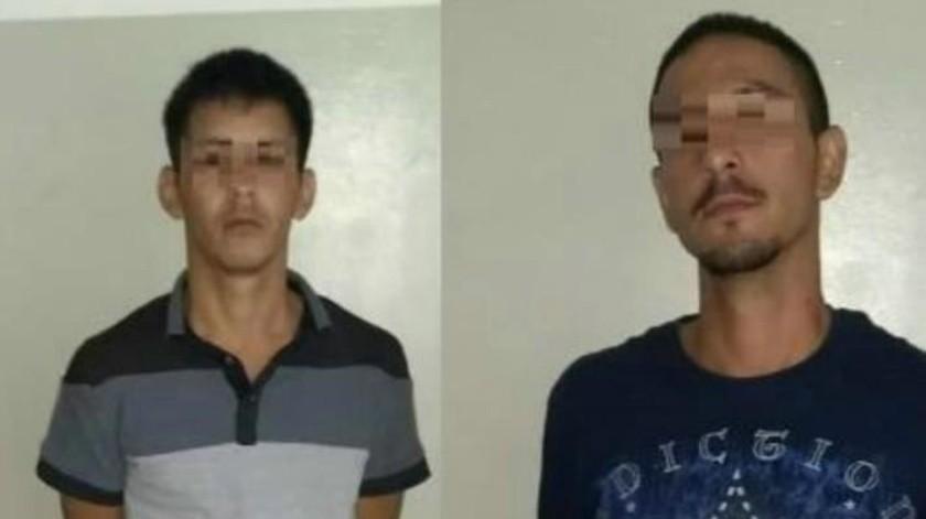 Tras persecución, capturan a dos hombres con armas de fuego en Hermosillo