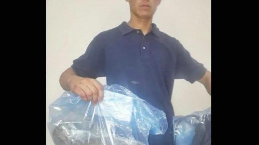 Obregón: Detienen a joven que presuntamente vendía droga fuera del Cobach II
