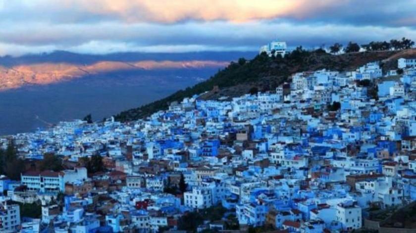 Un laberinto pintado de azul: Chefchaouen en Marruecos