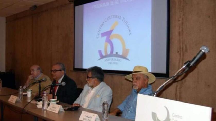 Presenta Cecut programación para el festejo de su 36 aniversario