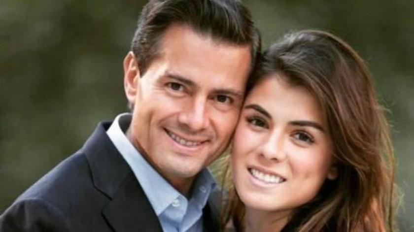 """Peña Nieto felicita a su hija Paulina por su cumpleaños; lo llaman """"suegro"""" y así respondió"""