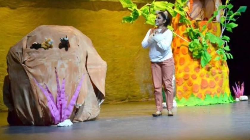 'La cuerva vanidosa', una propuesta divertida y alegre en ICBC-Tijuana