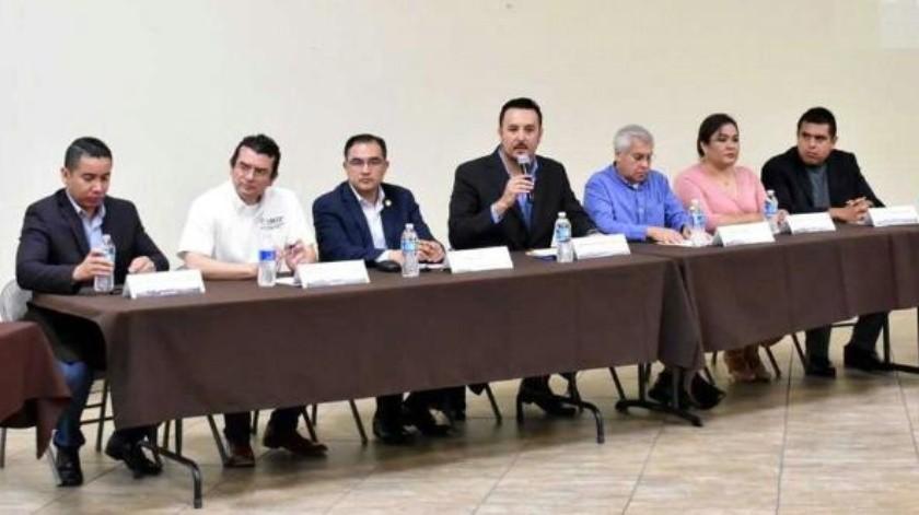 Instalan Comisión de Asuntos Metropolitanos del Cabildo en Ensenada