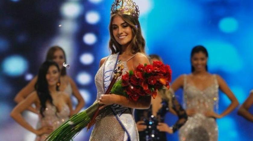 Miss España, participante transgénero, es criticada por Miss Colombia