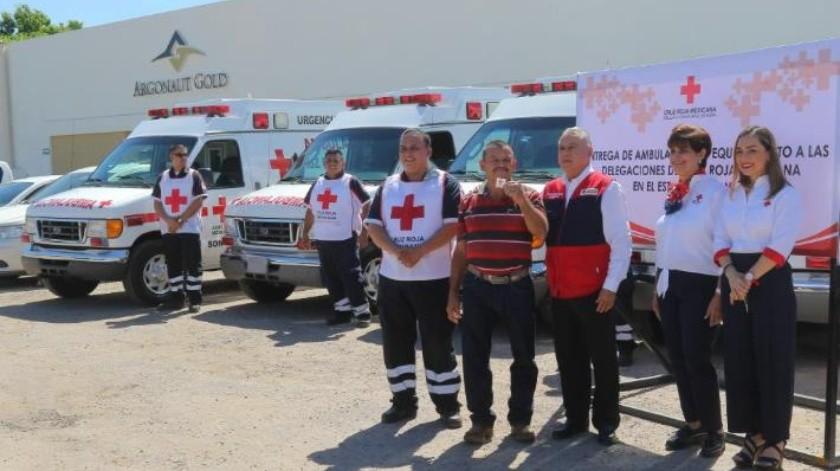 Cruz Roja se moderniza con equipos de capacitación