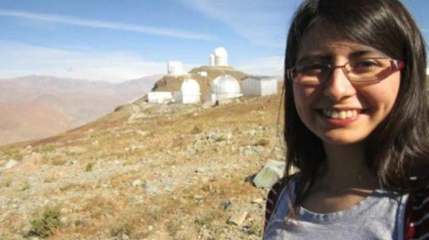 La astrónoma que descubrió su primer planeta cuando tenía 25 años