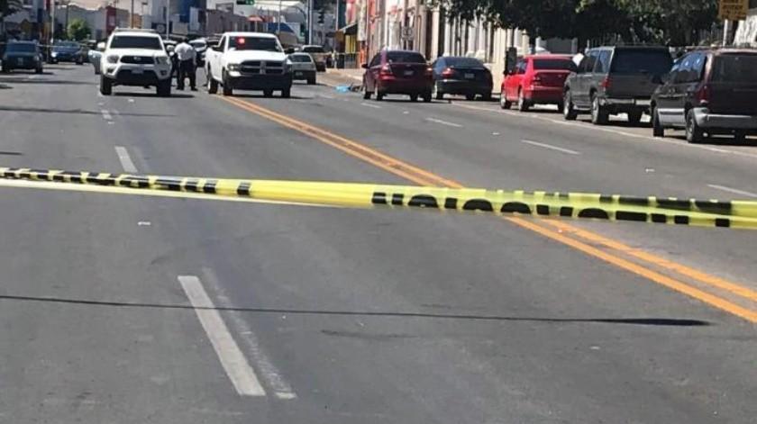 VIDEO: Sicarios matan a dos policías y un Tránsito Municipal en Guaymas