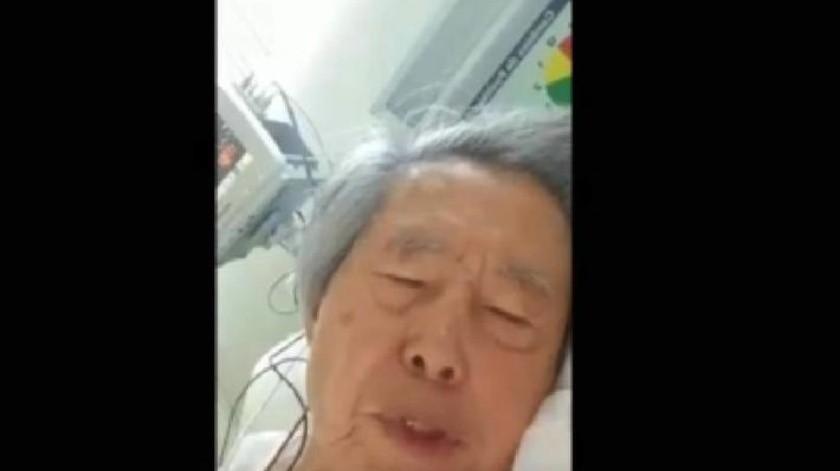 "VIDEO: ""Por favor no me maten."": Ex presidente de Perú tras perder indulto"