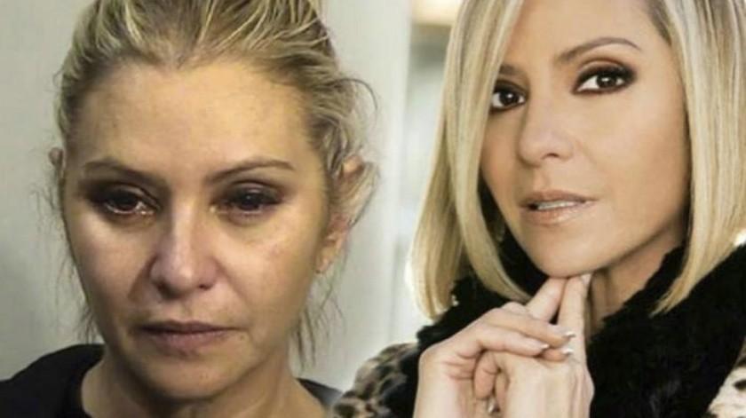 Reaparece Daniela Castro en otra tienda de ropa tras escándalo por robo