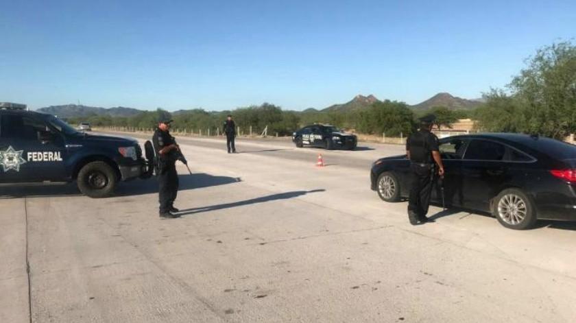 """Ayuntamiento de Guaymas y Policía Municipal se """"esconden"""" tras ataque armado"""