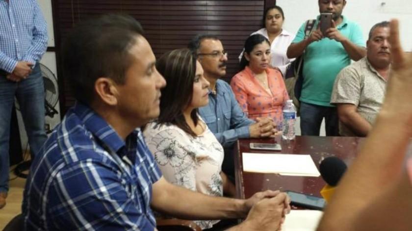La Policía no retrocederá en sus labores: Morales Pardini