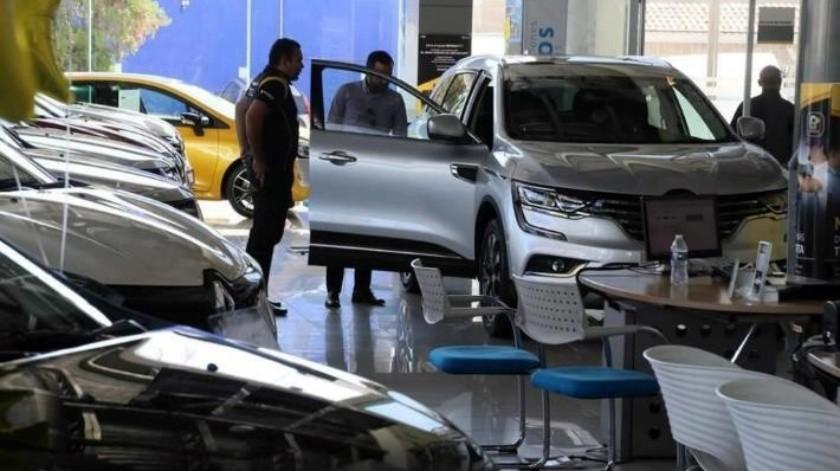 Enfrenta venta de autos mayor crisis en 10 años