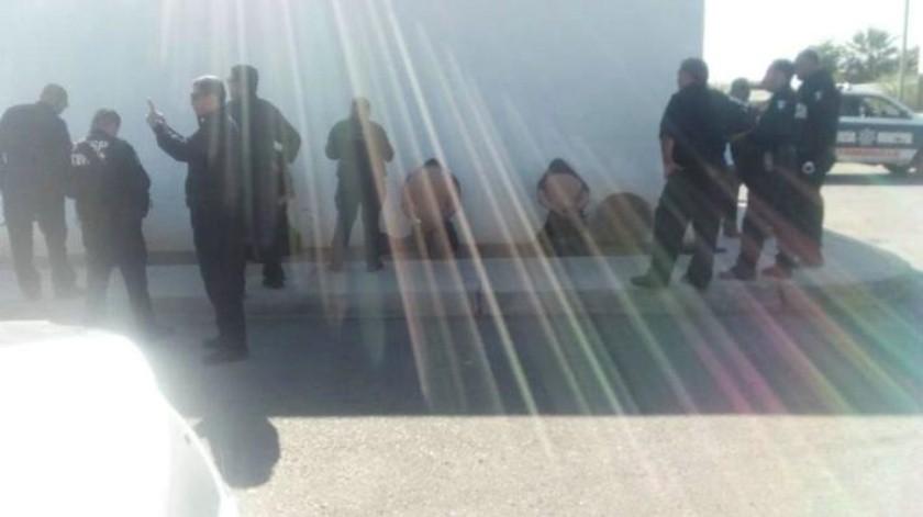 PGR investiga a los cinco detenidos supuestamente ligados a asesinado en Hermosillo