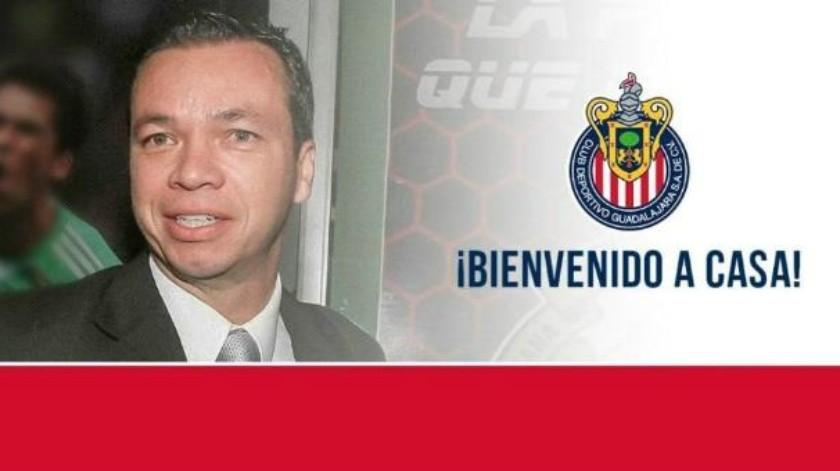Mariano Varela es el nuevo Director Deportivo de Chivas