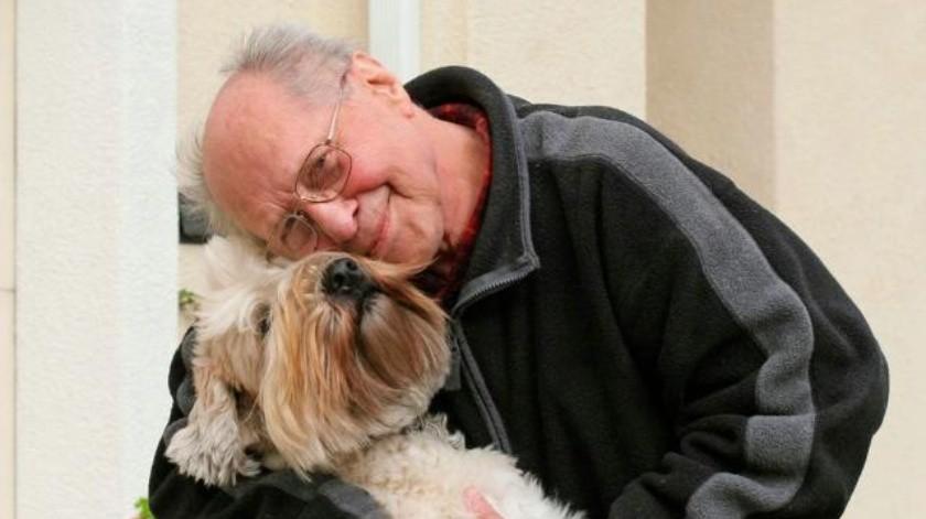 Mascotas aportan a la calidad de vida de los adultos mayores