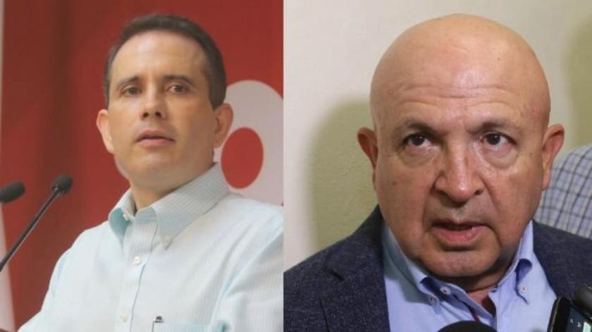 Renuncian Rodolfo Montes de Oca  a FGJE y Adolfo García Morales a Seguridad