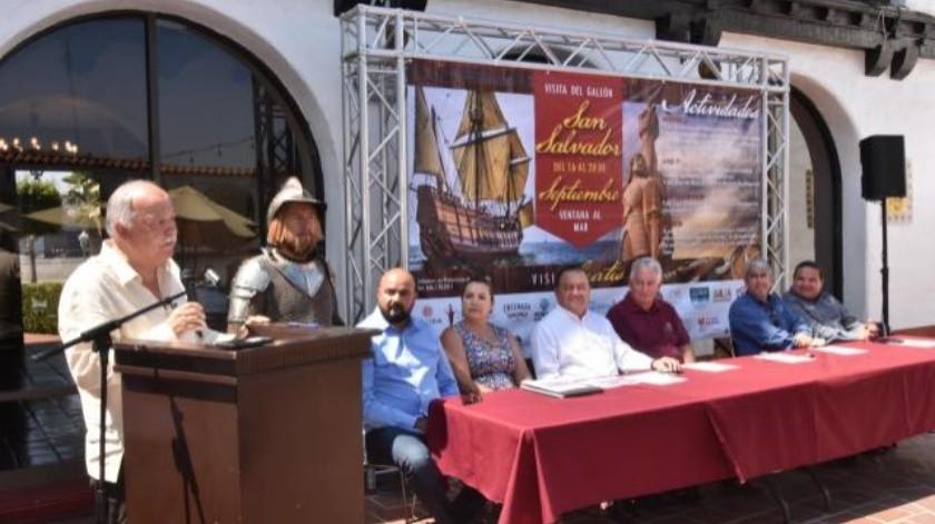 Invitan a conocer el galeón San Salvador