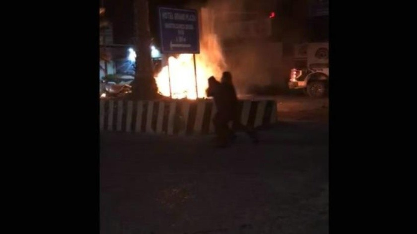 VIDEO: Diputado federal de Morena choca y provoca la muerte de un taxista; se da a la fuga
