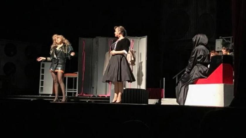 Mentiras ,el musical se presenta en Tijuana