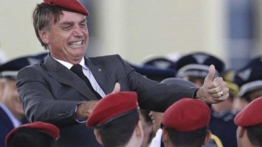 Saldrán brasileños a elegir el domingo a su presidente; Bolsonaro lidera las encuestas