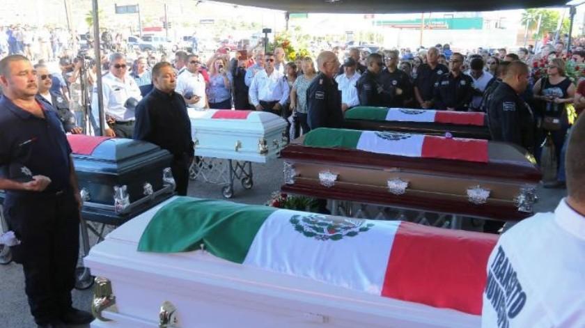 Denuncian que policías en Guaymas están sin equipo básico