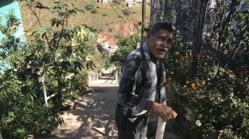 Es Nogales la ciudad de las escalinatas