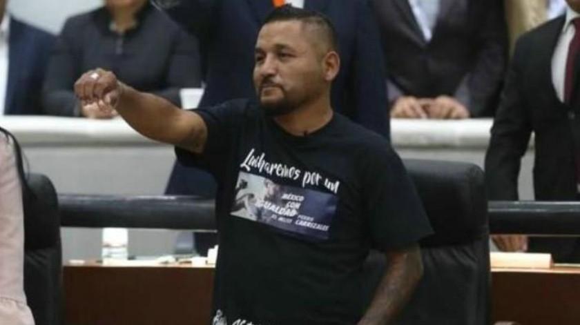 """""""El Mijis"""" busca que reos tengan derecho a IMSS e Infonavit"""