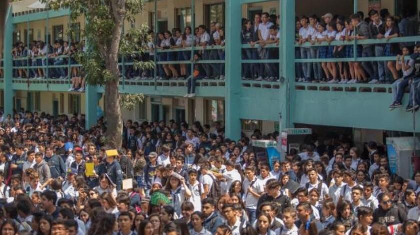 Estudiantes piden mayor seguridad en la 'Lázaro'