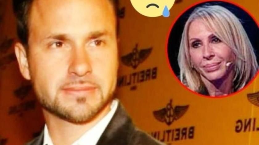 VIDEO: Ex pareja sentimental de Laura Bozzo rompió en llanto por la conductora