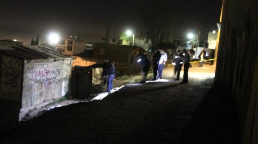 Encuentran cadáver dentro de predio en construcción en Tijuana