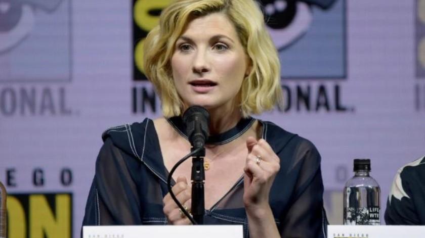 Quiere ser un modelo para todos primera mujer Doctor Who