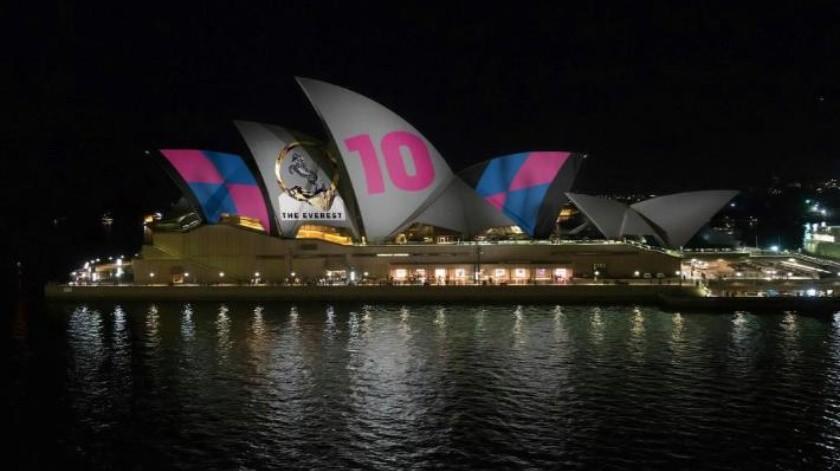 Plan para proyectar publicidad en teatro de ópera de Sydney causa polémica