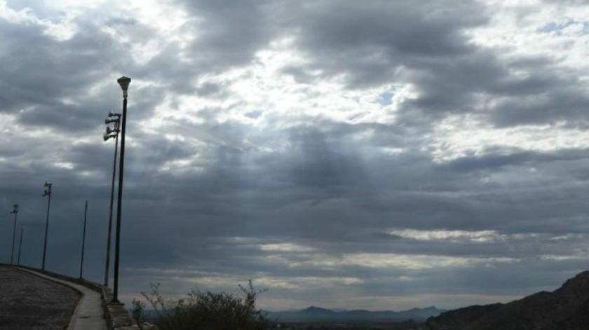 Prevén temperaturas templadas para hoy; se esperan lluvias en algunas partes de Sonora