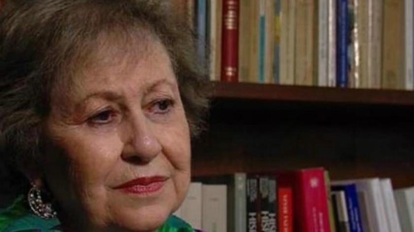 Fallece Margarita Peña, escritora y profesora emérita de la UNAM