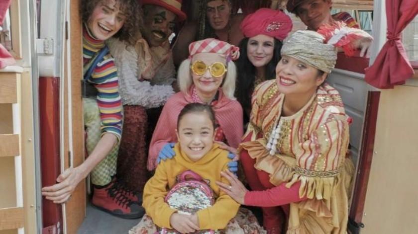 Entrar a la mejor escuela de circo es sólo el principio…