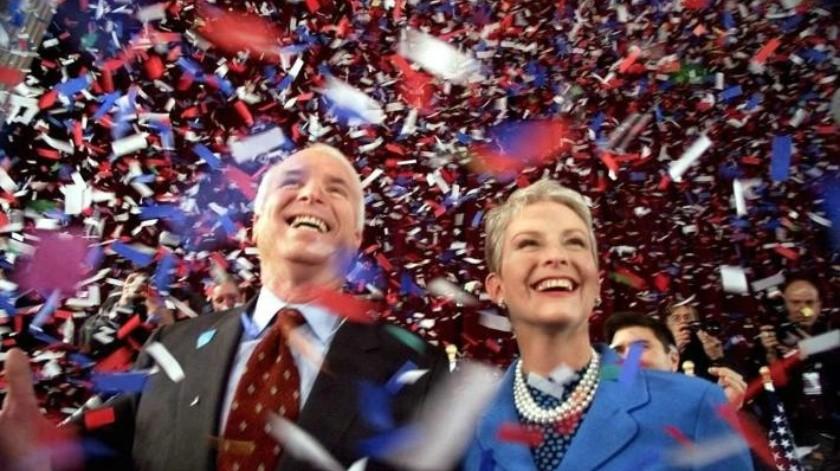 Momentos que definieron la vida de John McCain