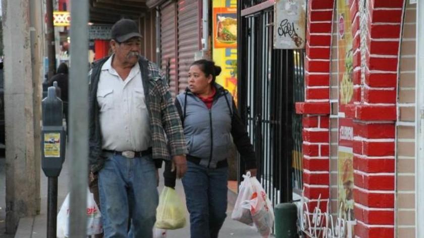 Sugieren prepararse para frío en Nogales
