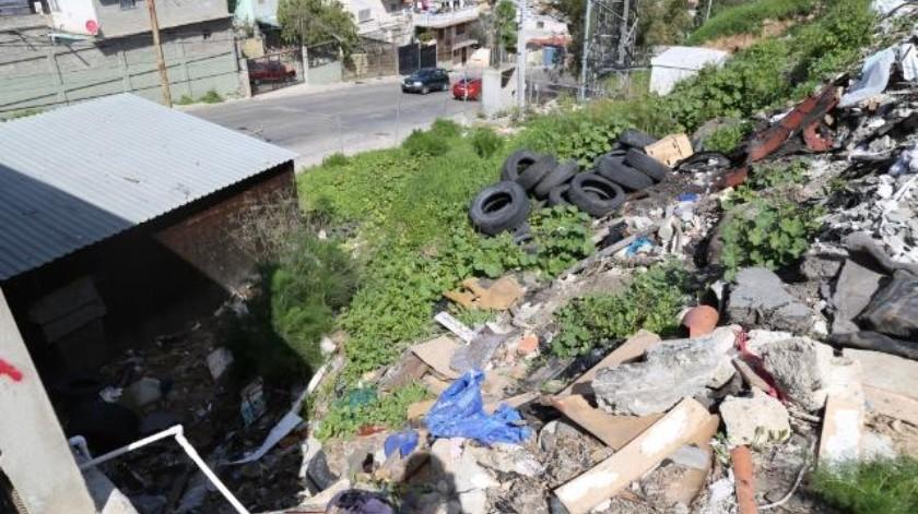 Acapara Tijuana el 42% de tiraderos clandestinos en BC, asegura la SPA