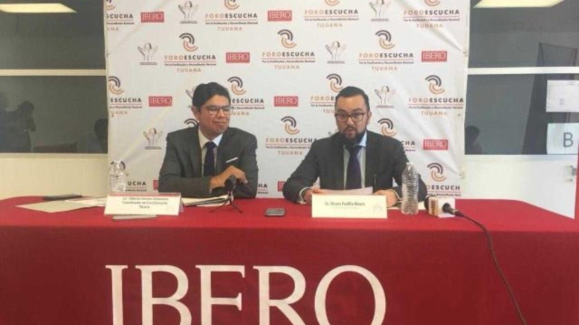 Ibero albergará foro Escucha para atención a víctimas de la inseguridad