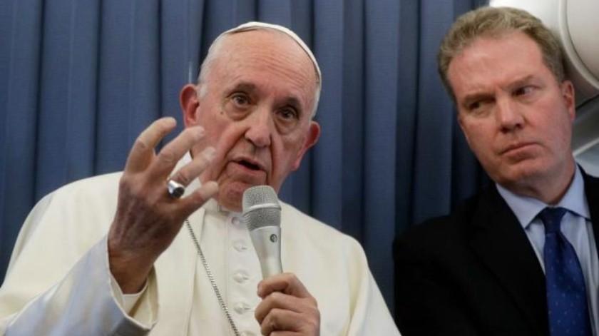Reclama Papa a Iglesia irlandesa por abusos