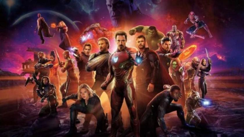 Proyectarán 'Avengers: Infinity war' gratis en ICBC Tijuana