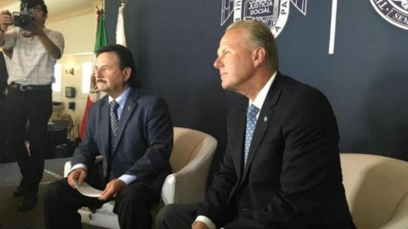 Tijuana y SD, ejemplo del acuerdo de libre comercio: Kevin Faulconer