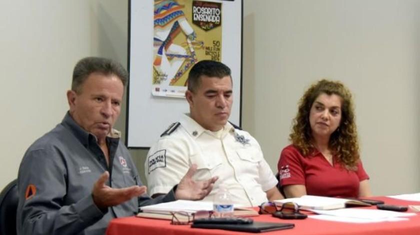 Invitan a Paseo Ciclista Rosarito-Ensenada en septiembre