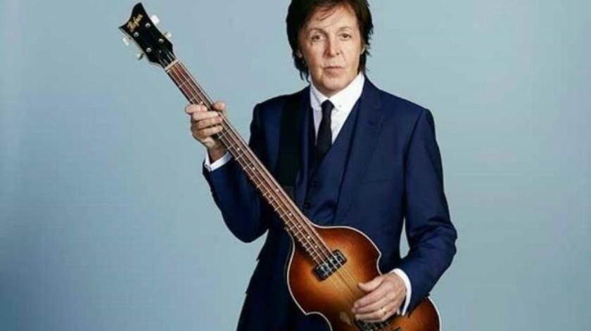 Revela McCartney anécdota sexual