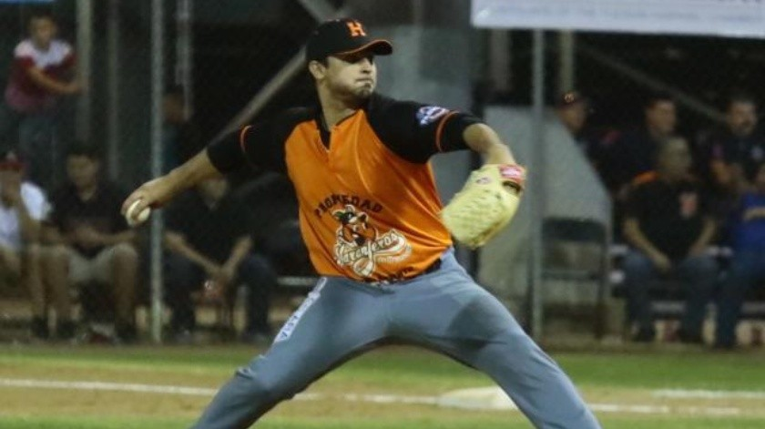 Arturo Reyes se dijo listo para abrir por Naranjeros ante Águilas