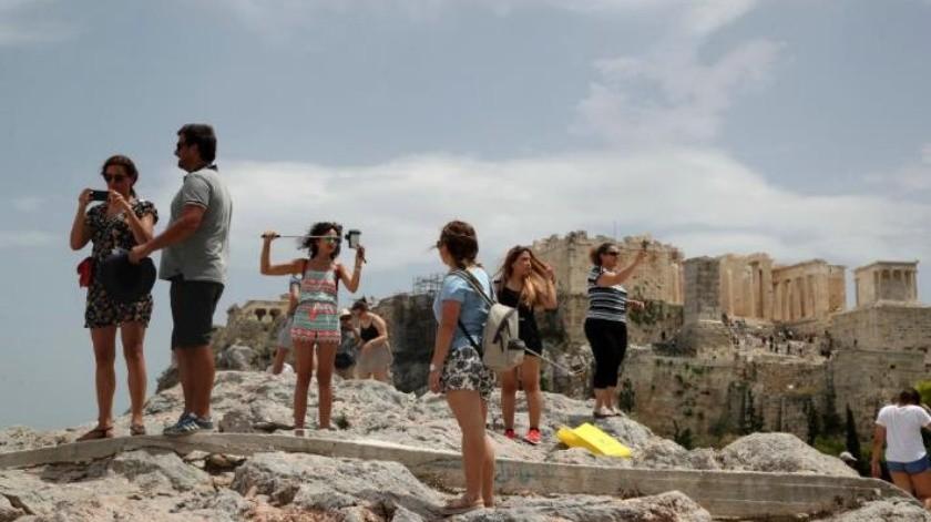 Acrópolis y los principales museos de Grecia cierran por huelga