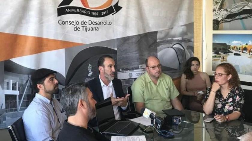 Crean clúster de industrias creativas en Baja California