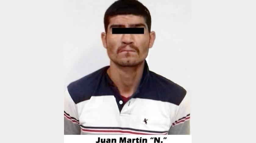 """Detienen a """"El Birote"""", multiasaltante que operaba al Norponiente de Hermosillo"""