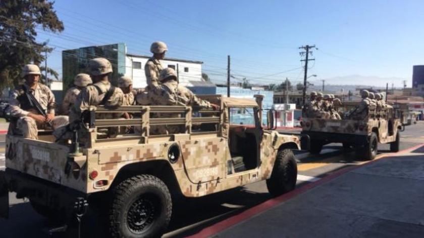 Registra Ejército aumento en decomisos de metanfetamina y cocaína