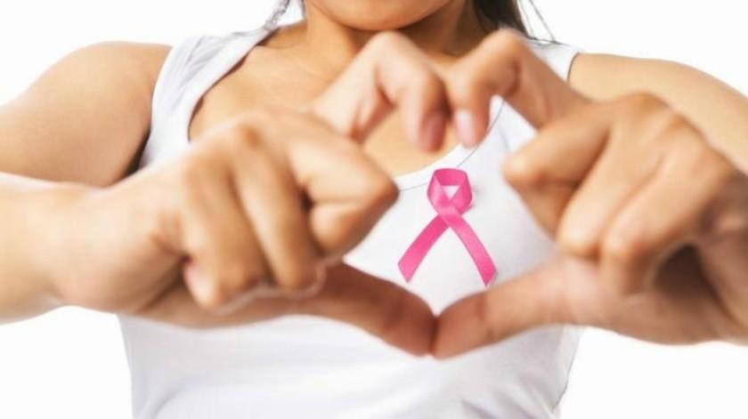 Mueren 99 mujeres por cáncer de mama este año